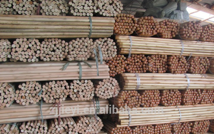 Improving the value of plantation timber