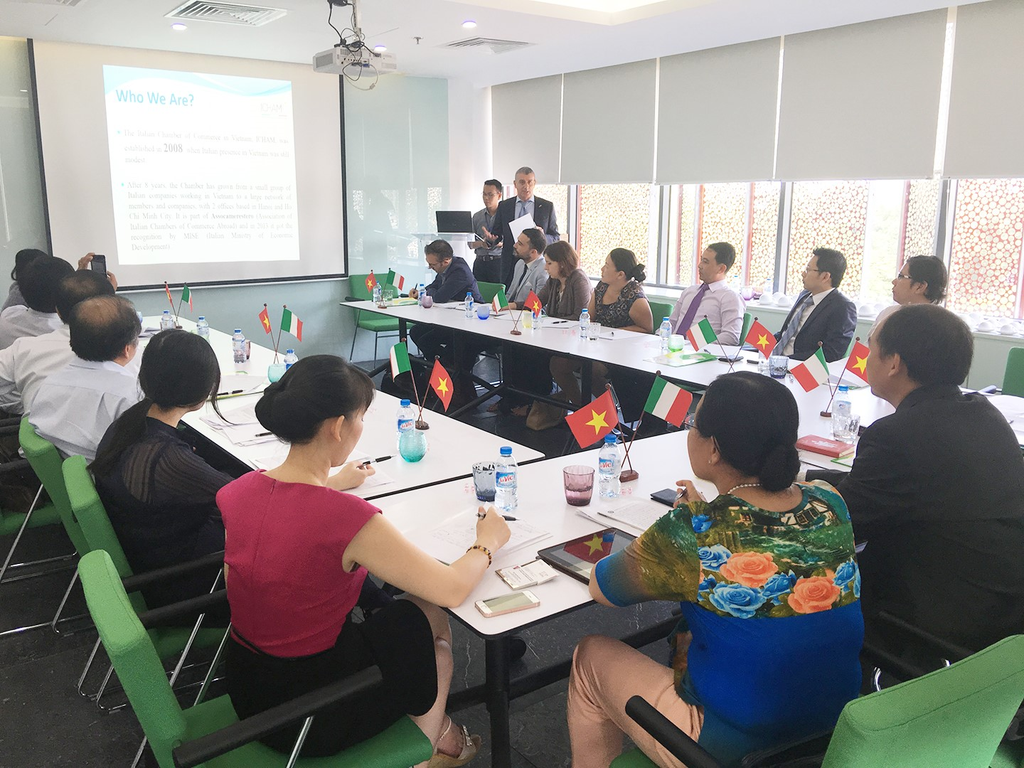 Trade relations and investment opportunities between Vietnam and Italy